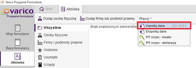 aktowka