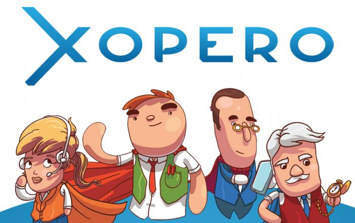 Xopero - blog